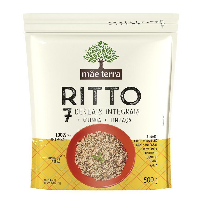 Ritto 7 Cereais 500g