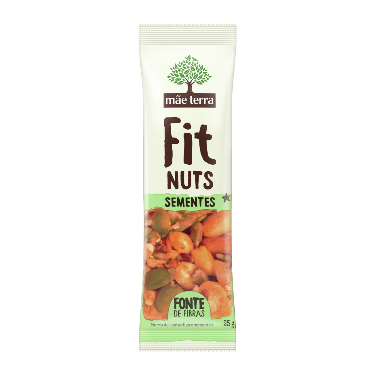 Barra Fit Nuts Sementes